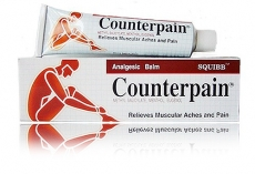 15.95 EURO Counterpain Hot Salbe (warm)