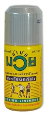 120 ml - Muay Thai Liniment Öl